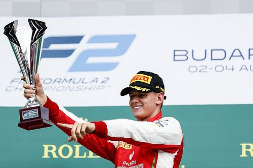 """Schumacher: I must """"work on myself"""" to be ready for F1"""