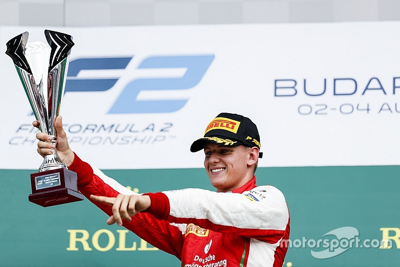 "Schumacher: I must ""work on myself"" to be ready for F1"