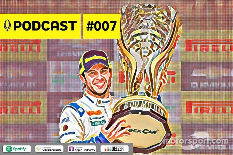 Podcast #007 - Vencedor do Milhão, Ricardo Maurício explica batalha com Di Grassi