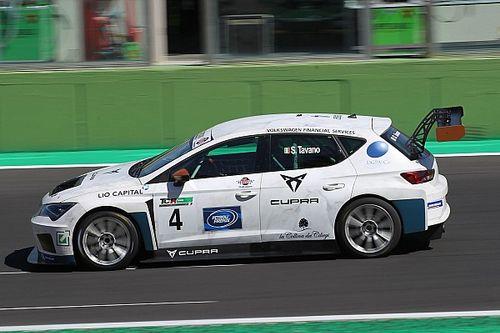 Tavano vince Gara 2 a Vallelunga ed è Campione del TCR Italy!