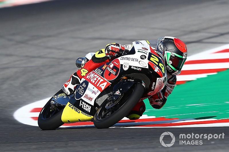 Suzuki consigue su primera victoria en Moto3