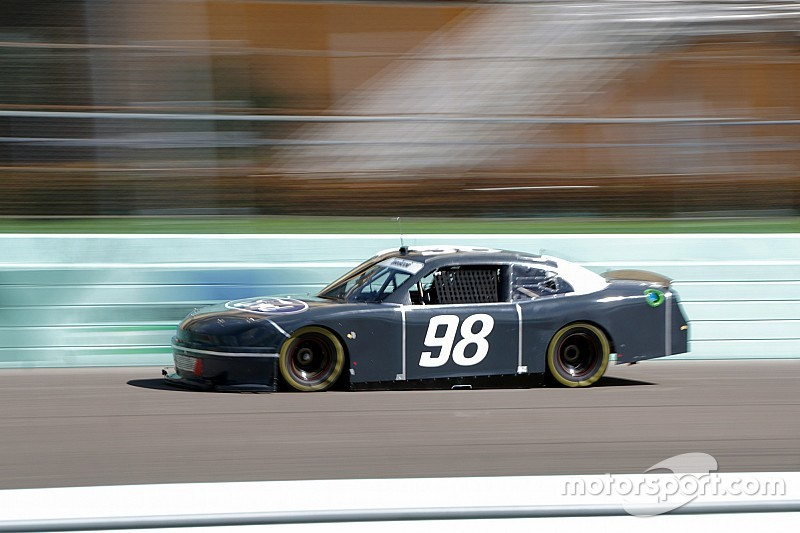 Chase Briscoe looks for another 'surprise' at Homestead test