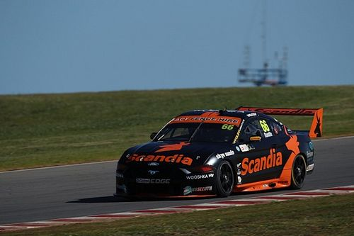 """Supercars rookie """"pinching himself"""" after strong debut"""