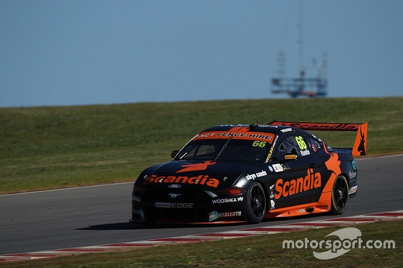 "Supercars rookie ""pinching himself"" after strong debut"