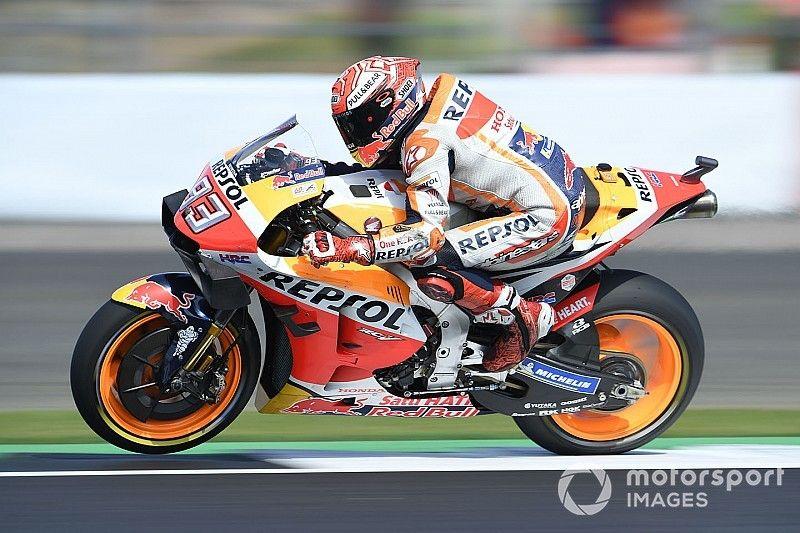 EL4 - Márquez solide en rythme de course, Quartararo présent