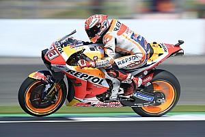 MotoGPイギリス予選:マルケス、大差をつける爆速PP。ロッシが2番手