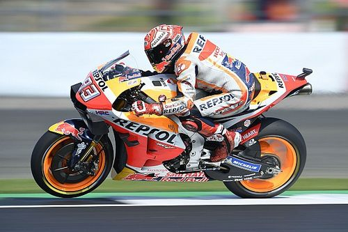 MotoGP, Silverstone, Libere 4: Marquez risponde a Quartararo