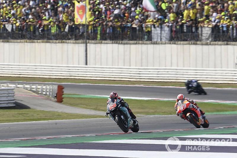 Márquez supera a Agostini, Viñales iguala a Aspar y más datos de Misano