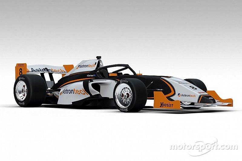Davison teams with Barrichello for Sandown S5000