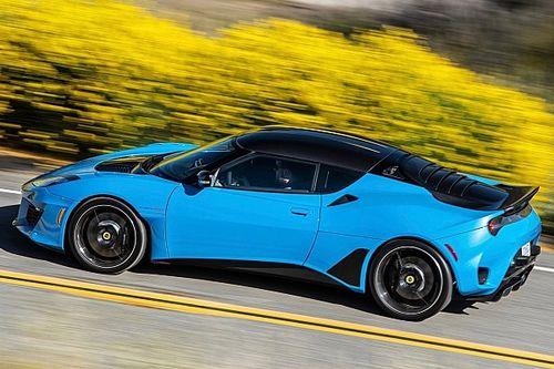 Lotus Evora GT 2020 llega con 416 caballos de fuerza