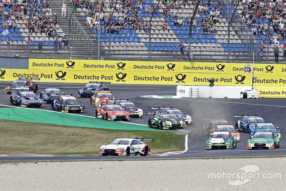 Il DTM rinuncia a Monza e fissa doppie gare nel calendario 2020