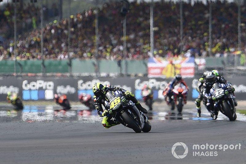 Déception pour Rossi, trop loin du podium