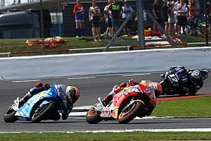 Galería: las mejores fotos del GP de Gran Bretaña de MotoGP