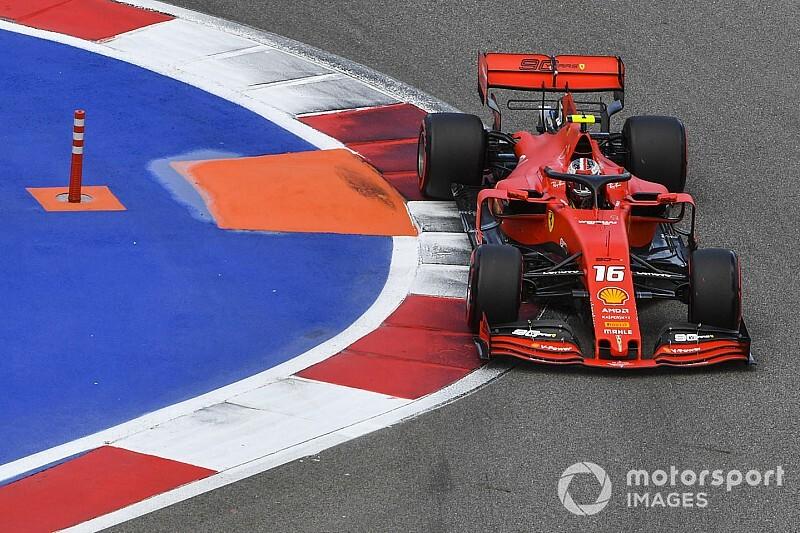 """Leclerc vreest slipstream: """"Niet het beste circuit voor pole"""""""