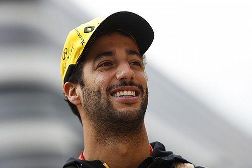 Ricciardo chega a acordo com ex-empresário em processo de R$ 50 milhões
