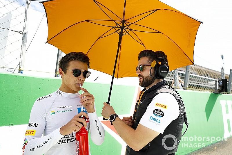 """Norrisnak kissé fáj, hogy a Renault """"bankot robbantott"""" Monzában"""