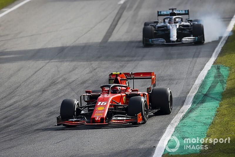 Mercedes estima en 50 CV la ventaja de Ferrari