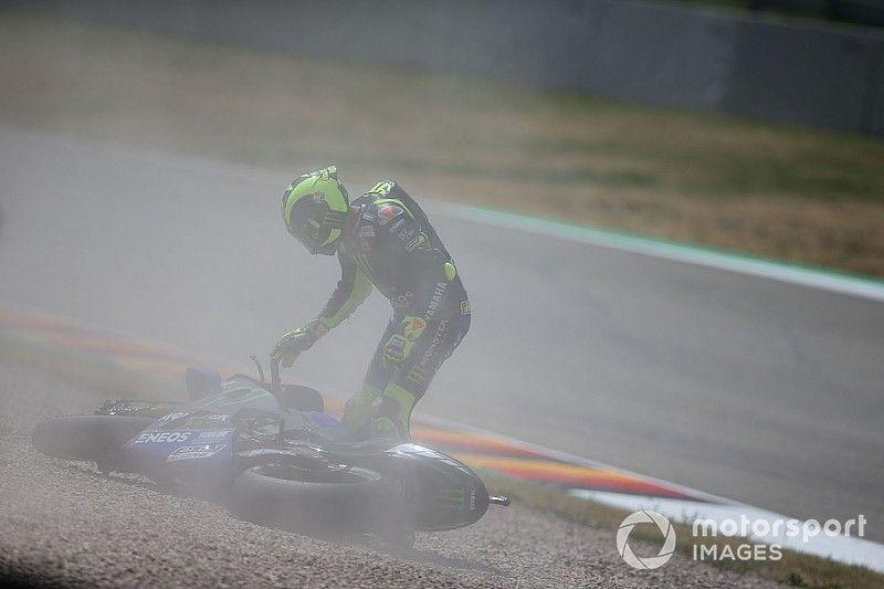"""Meregalli, sobre el inicio de Yamaha: """"Tuvimos mala suerte"""""""