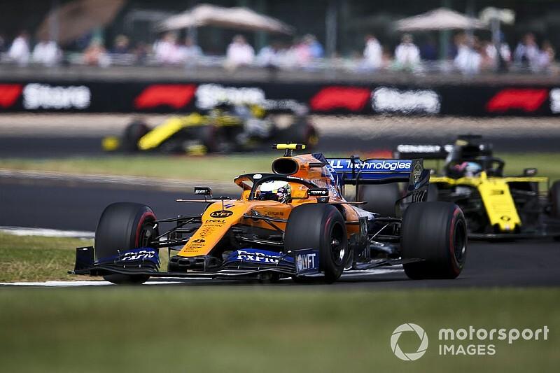 En lutte avec Renault, McLaren ne va pas négliger 2020