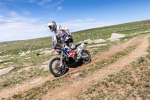 Najtrudniejszy etap Silk Way Rally