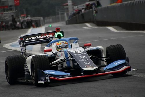 Fuji Super Formula: Palou dominates wet race for first win