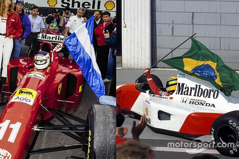¿Y quién ganaría un Argentina vs Brasil en Fórmula 1?