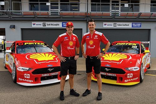 Penske confirms McLaughlin, Coulthard for 2020 Supercars season