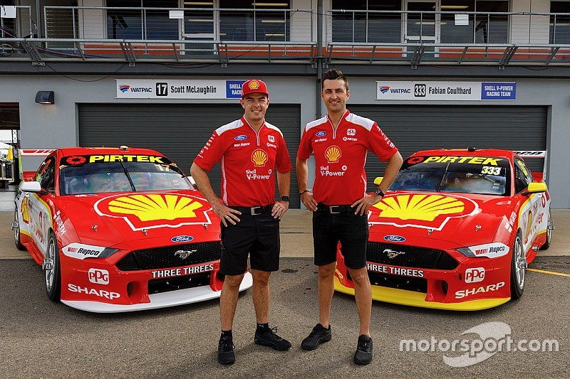 Penske confirms McLaughlin, Coulthard for 2020 Supercars season