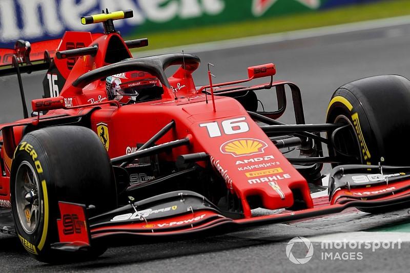 F1, Monza, Libere 2: Leclerc si conferma, Hamilton ad un soffio