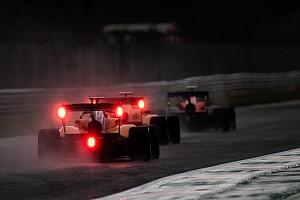 La peligrosa situación en la F3 que llevó a suspender la clasificación