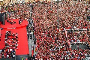La présentation Ferrari n'aura pas lieu à Maranello