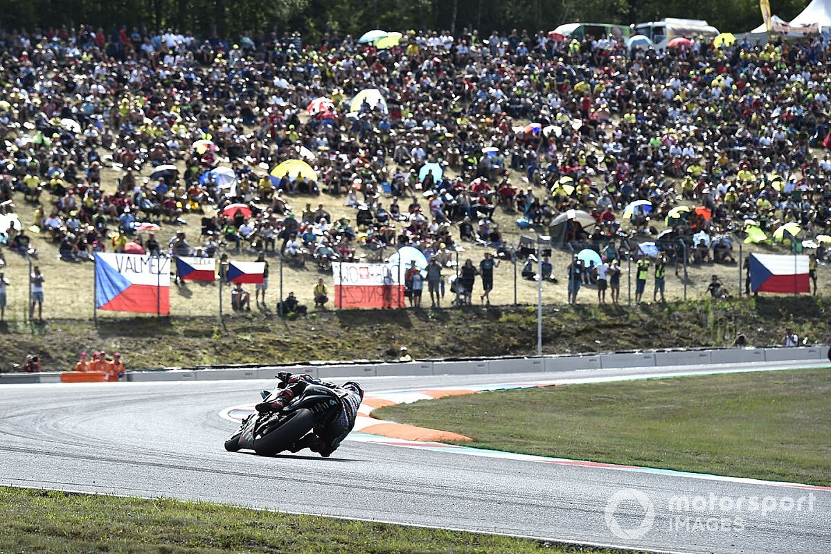 MotoGP aiming for July start, no spectators this year
