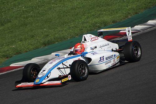 FIA-F4第7戦&第8戦:佐藤蓮が圧巻の2連続ポールトゥウイン。タイトルへ視界良好