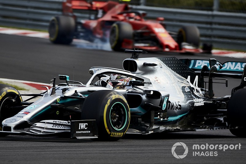 "Mercedes worked ""straight through the summer break"""