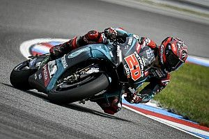 Tes MotoGP Brno: Quartararo tercepat, Yamaha dominan