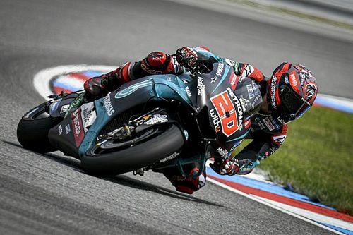 Test Brno - Un triplé Yamaha et beaucoup de nouveautés