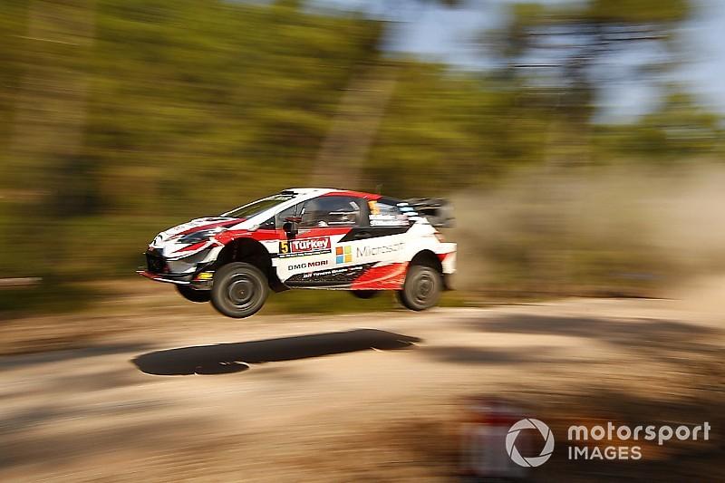 WRC, Rally Turchia, Shakedown: Meeke inseguito dalle Hyundai