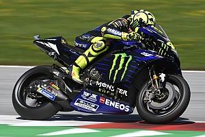 "Rossi: ""Yamaha suele ir rápido en Silverstone"""