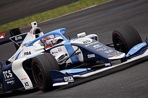 Fuji Super Formula: Palou leads Newey in practice
