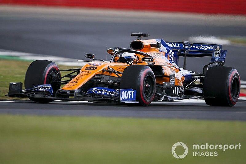 """Sainz's British GP qualifying """"snowballed into disaster"""""""