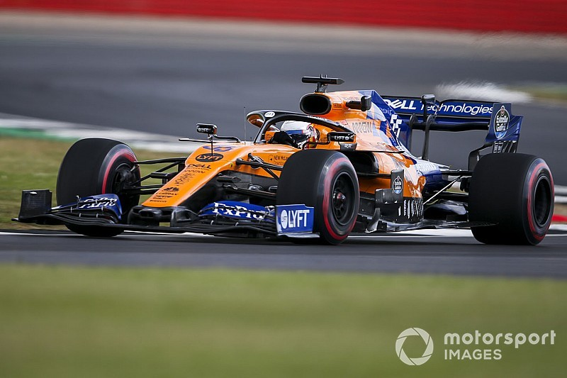 "Sainz's British GP qualifying ""snowballed into disaster"""