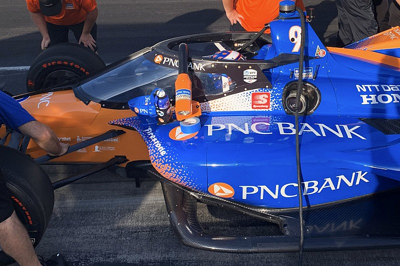 Aeroscreen: IndyCar progressing a more desirable solution?