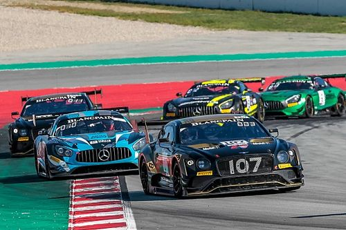 Blancpain to withdraw GT series title sponsorship
