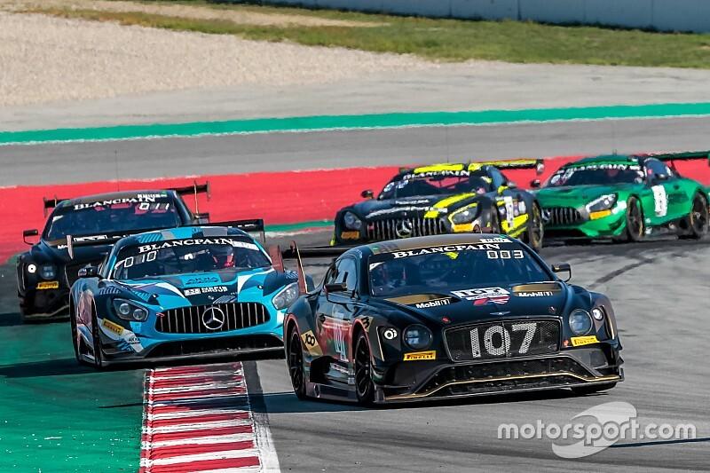 Blancpain non sarà più main sponsor delle serie GT SRO