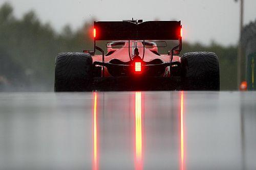 GALERÍA: Las prácticas de F1 en el Hungaroring