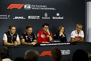 Hungarian GP: Friday press conference