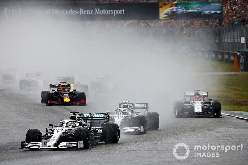 Dupla da Alfa Romeo é punida e Hamilton e Kubica pontuam na Alemanha