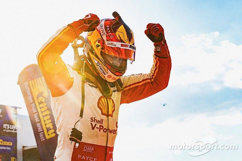 NASCAR trick helped McLaughlin hold off van Gisbergen
