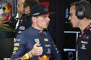Verstappen lamenta su cambio de estrategia en Alemania