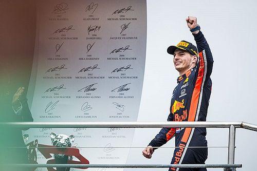 TABELA: Verstappen se aproxima de Bottas após vitória na Alemanha